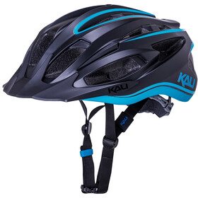 Kali Alchemy Casco, matte black/blue